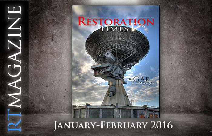 Restoration Times Magazine January-February 2017