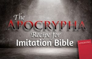 Apocrypha and the Bible