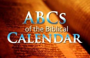 The Biblical Calendar