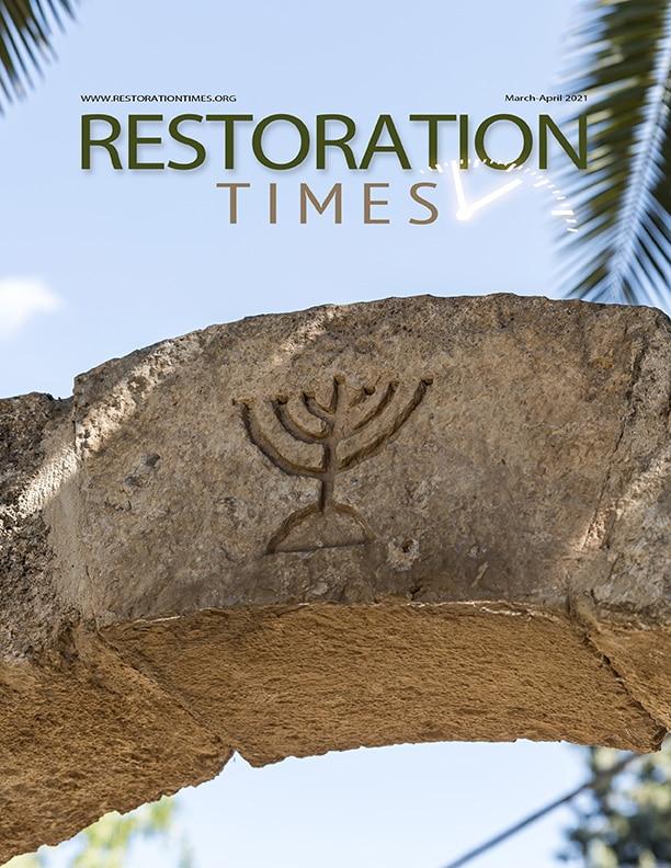 Restoration Times March - April 2021