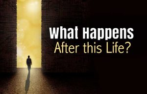 What happens when we die
