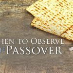 passover on the 14th; passover on the 15th; passover on the 13th; passover is a high day; passover is a feast; the feast of passover