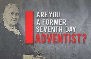 Were you ever a part of the Seventh Day Adventist Church? Do you still believe in keeping the Sabbath? Continue on in your journey for truth! There's more to truth then Ellen G. White.