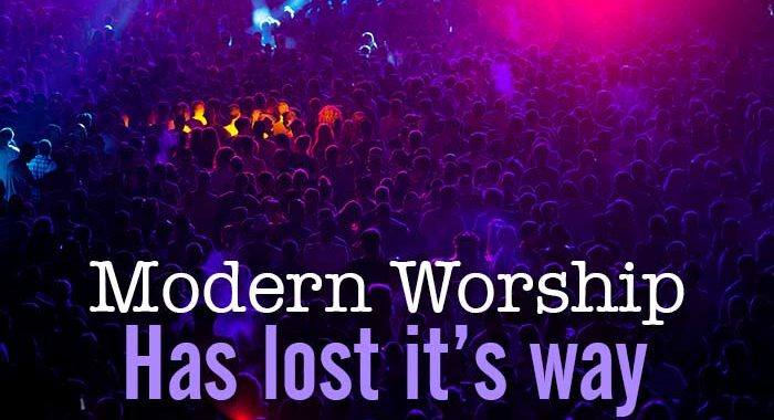 Christianity and modern worship