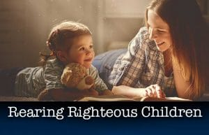 Raising children from the Bible