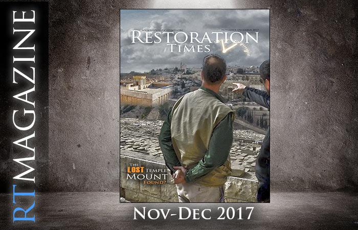 restoration times magazine, rt magazine