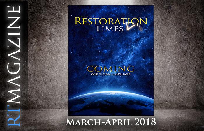 restoration times magazine,