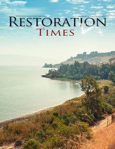 Restoration Times Nov - Dec 2019