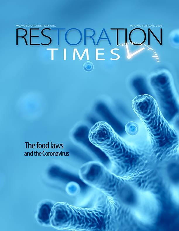 Restoration Times Jan-Feb 2020