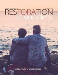Restoration Times March - April 2020