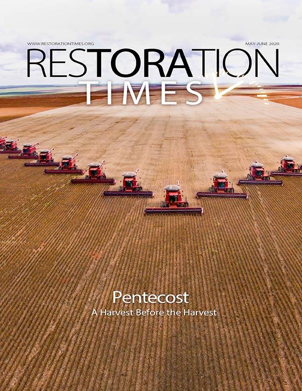 Restoration Times May - June 2020