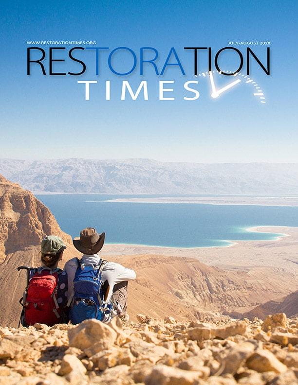 Restoration Times July-August 2020