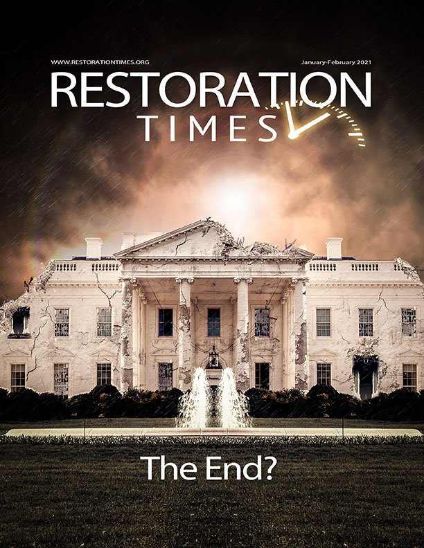 Restoration Times Jan - Feb 2021