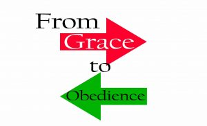 From Grace to Obedience