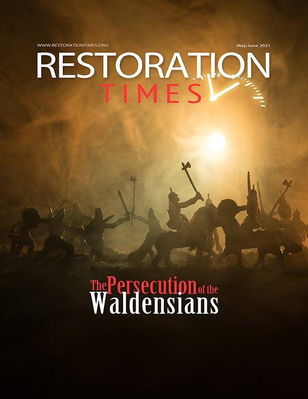 Restoration Times May - June 2021
